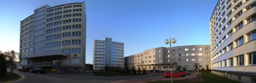 UJK Student Dormitories/ photo T.Matuszak