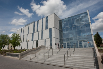 The Academic Career Centre location.