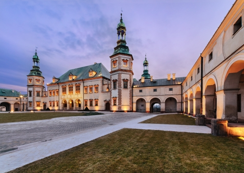 The Bishops' Palace in Kielce/ photogenica.pl