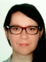 Deputy Rector for Science prof. dr hab. Agnieszka Gałuszka