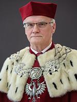 Rector of the Jan Kochanowski University of Kielce prof. dr hab. Stanisław Głuszek
